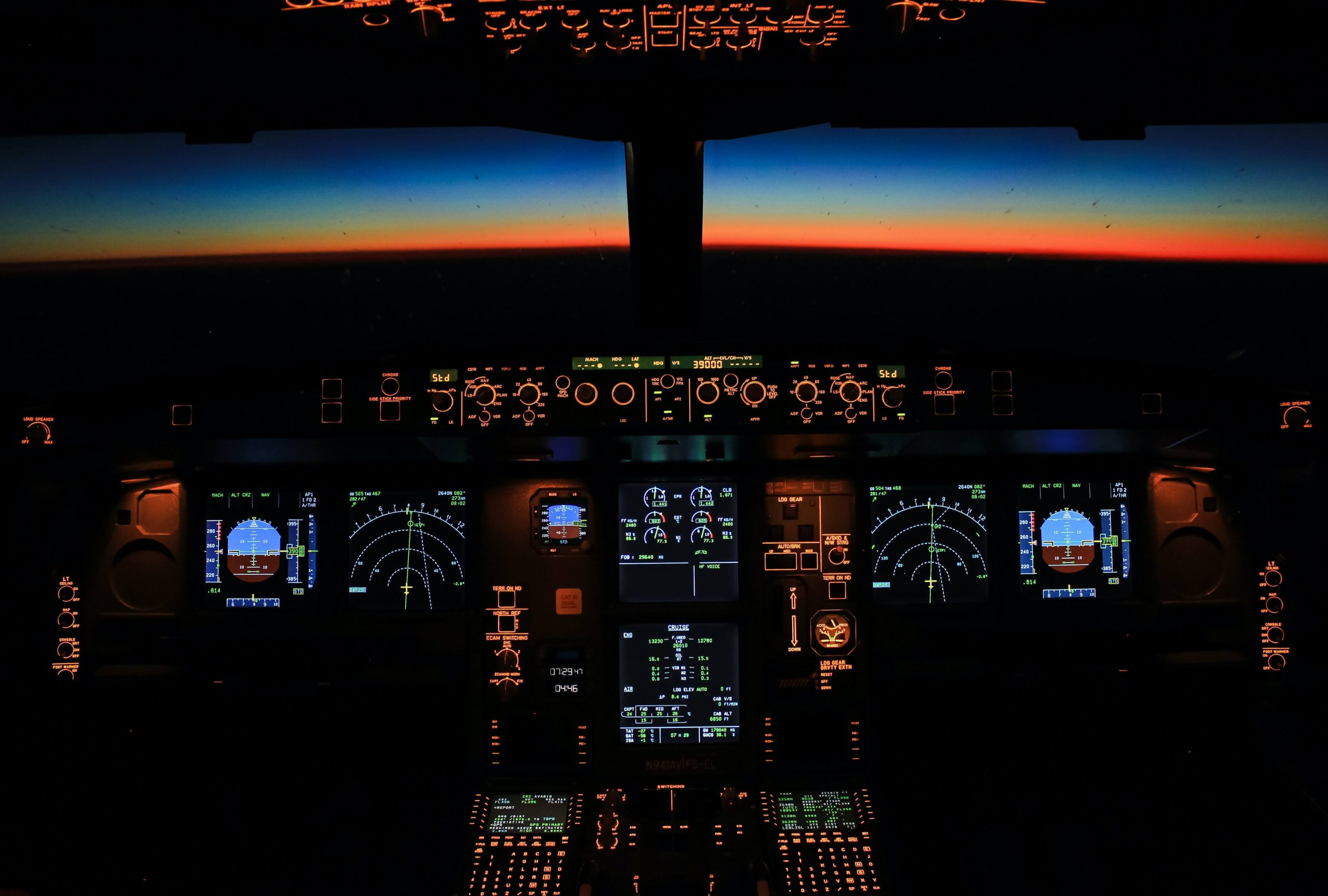 night-vfr-gece-ucusu
